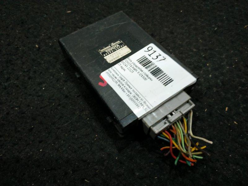 Блок управления подвеской Toyota Mark Ii JZX100 25 ящик (б/у)