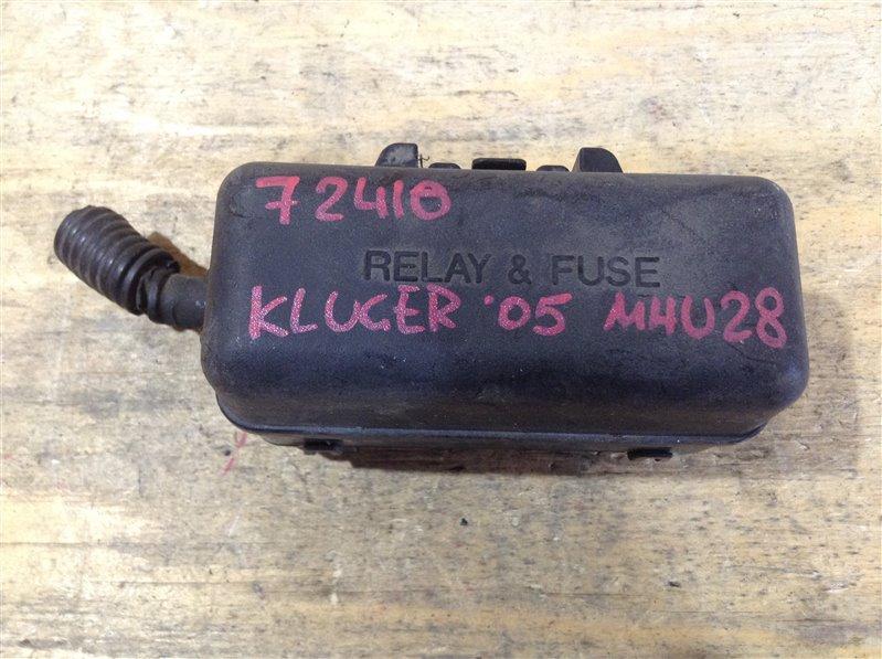Блок реле Toyota Kluger MHU28 3MZ 2005 72410 (б/у)