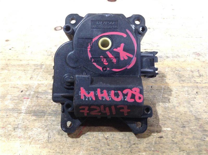 Мотор заслонки печки Toyota Kluger MHU28 3MZ 2005 72417 (б/у)