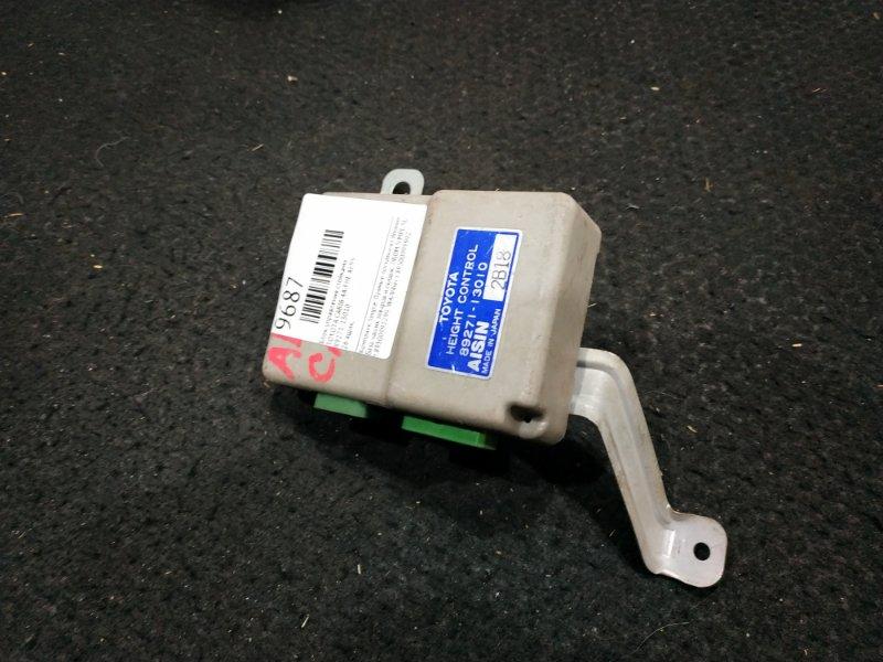 Блок управления подвеской Toyota Sprinter Carib AE95 4A-FHE 26 ящик, (б/у)
