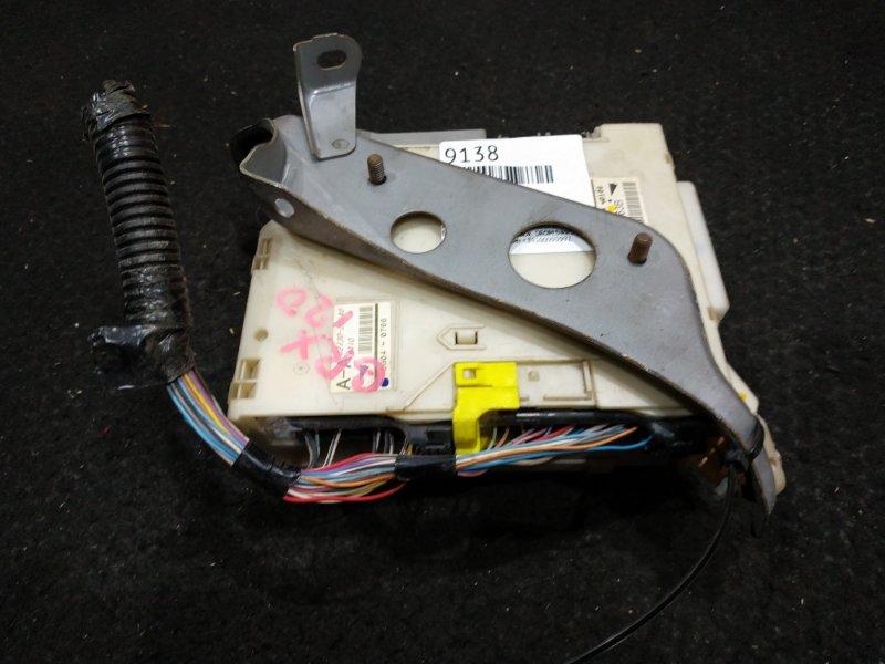Блок управления подвеской Toyota Mark X GRX120 26 ящик, (б/у)