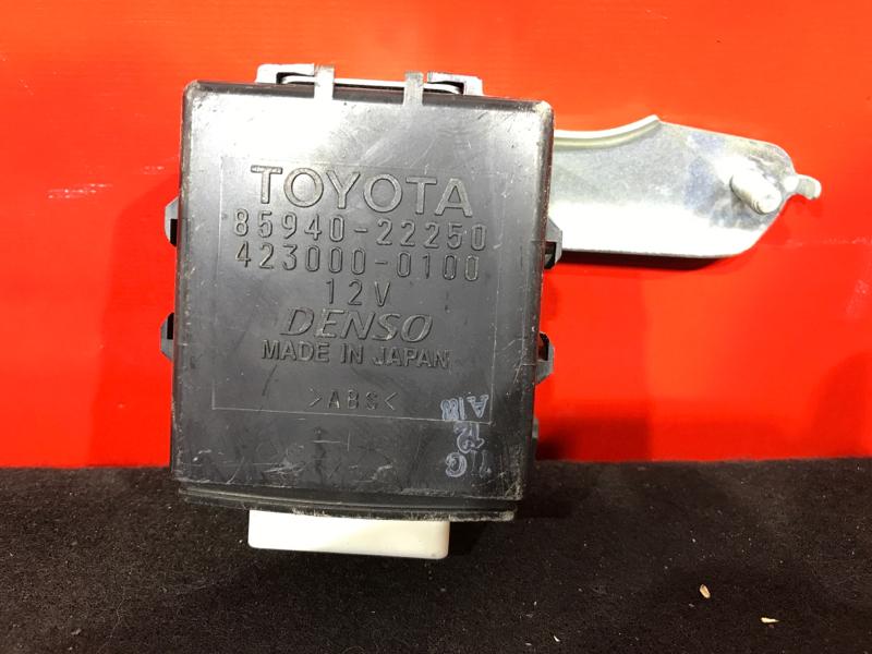 Блок электронный Toyota Mark X GRX121 3GR-FSE 2005 28 ящик. (б/у)