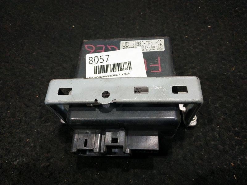 Блок управления рулевой рейкой Honda Fit GE6 26 ящик, (б/у)