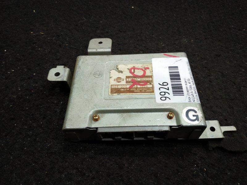 Блок управления акпп Nissan X-Trail NT30 31036-8H300 / A64-000 U051202 27 ящик, (б/у)
