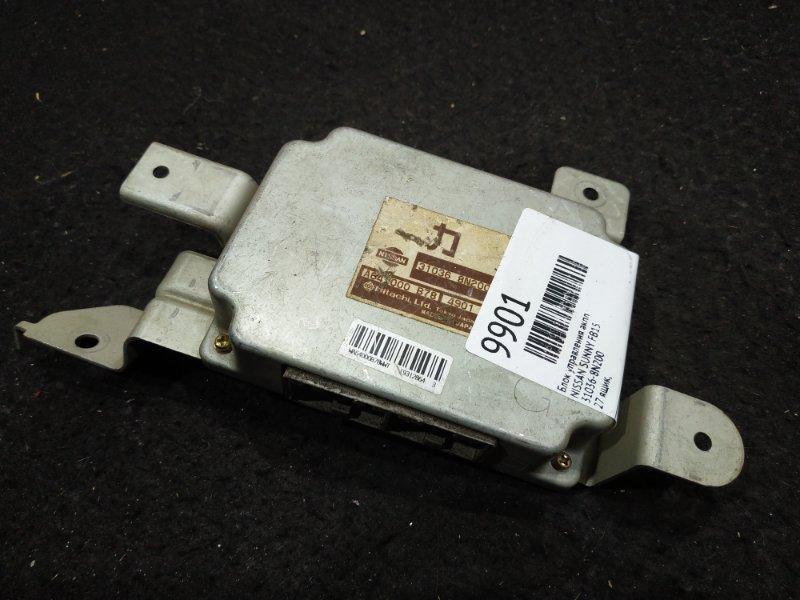 Блок управления акпп Nissan Sunny FB15 27 ящик, (б/у)