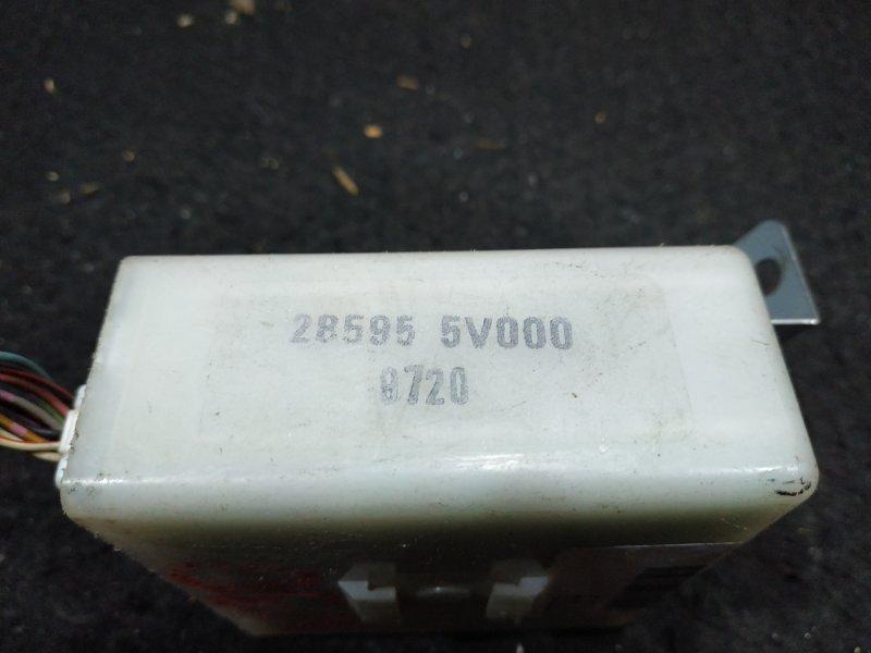Блок электронный Nissan R'nessa N30 25 ящик (б/у)