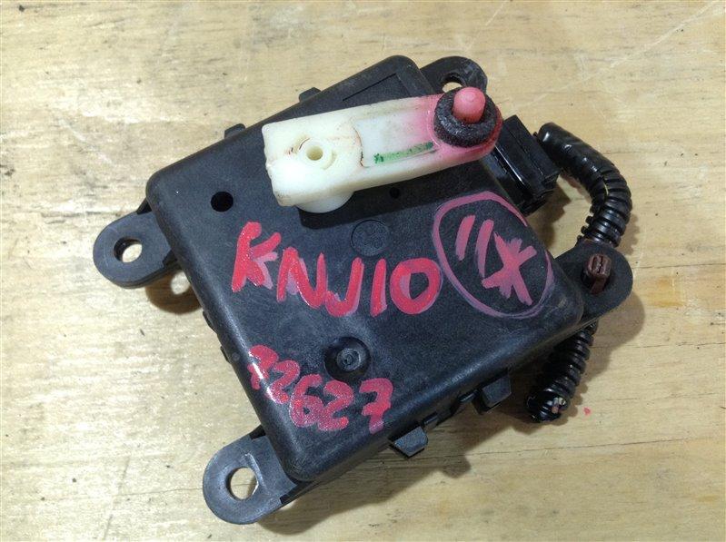 Мотор заслонки печки Nissan Dualis KNJ10 MR20DE 2008 72627, A24820A7700000, 070822E (б/у)