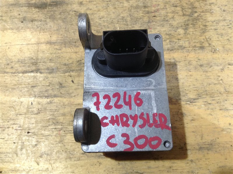 Датчик ускорения Chrysler 300C LX 3.5CSP 2008 72246, 04606671AB, 25.0985-014.4, 416114, UFD4D232D1 (б/у)