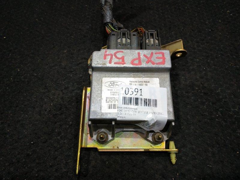 Блок электронный Ford Expedition 1FMFU18L11LB04253 2005 34 ящик, (б/у)