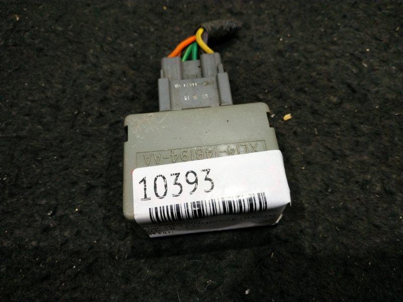 Блок электронный Ford Expedition 1FMFU18L11LB04253 2005 34 ящик, Релейный модуль. (б/у)