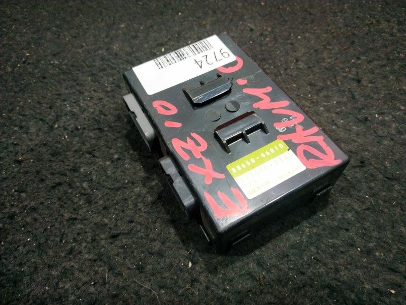 Блок управления климат-контролем Toyota Raum EXZ10 34 ящик, (б/у)