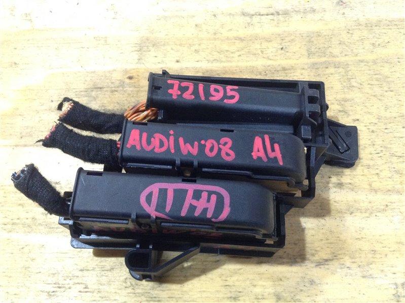 Разъем Audi A4 B8 CDH 2008 72195, 8K2971845B (б/у)
