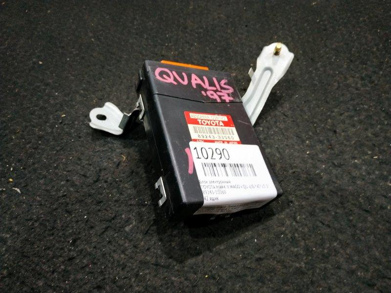 Блок электронный Toyota Mark Ii Wagon Qualis MCV21 1997 42 ящик (б/у)