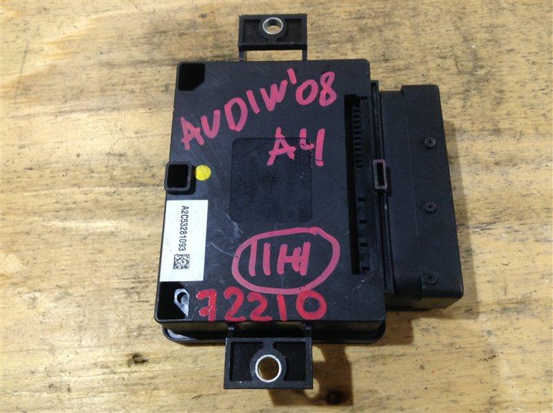 Блок управления Audi A4 B8 CDH 2008 72210, A2C53281093, 8K0907801D Блок управления электомехан. (б/у)