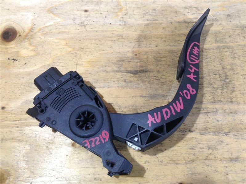 Педаль газа Audi A4 B8 CDH 2008 72219, 8K1723523, 6PV009505-01 (б/у)