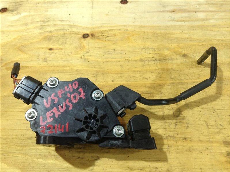 Педаль газа Lexus Ls460 USF40 1UR 2007 72141, 78110-50020 (б/у)