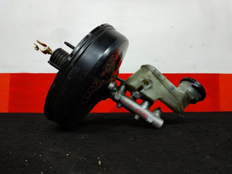 Вакуумный усилитель тормозов Honda Accord CL8 K20A 2006 ГТЦ + вакуумный усилитель (б/у)