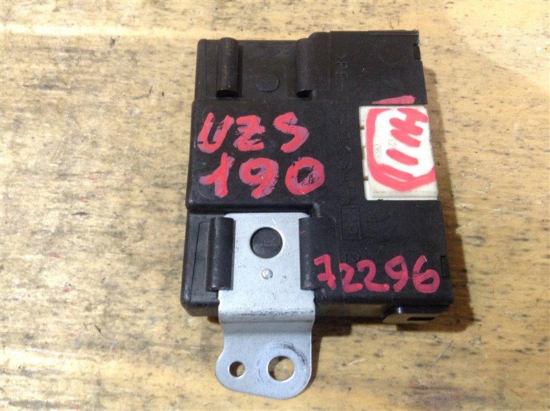 Блок иммобилайзера Lexus Gs430 UZS190 3UZ 2006 72296, 89784-30011, 626903-000 (б/у)