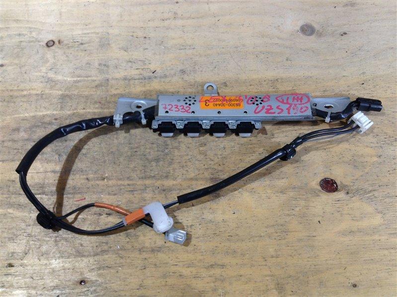 Антенна Lexus Gs430 UZS190 3UZ 2006 72332, 86300-30A40, 060929A0022 (б/у)