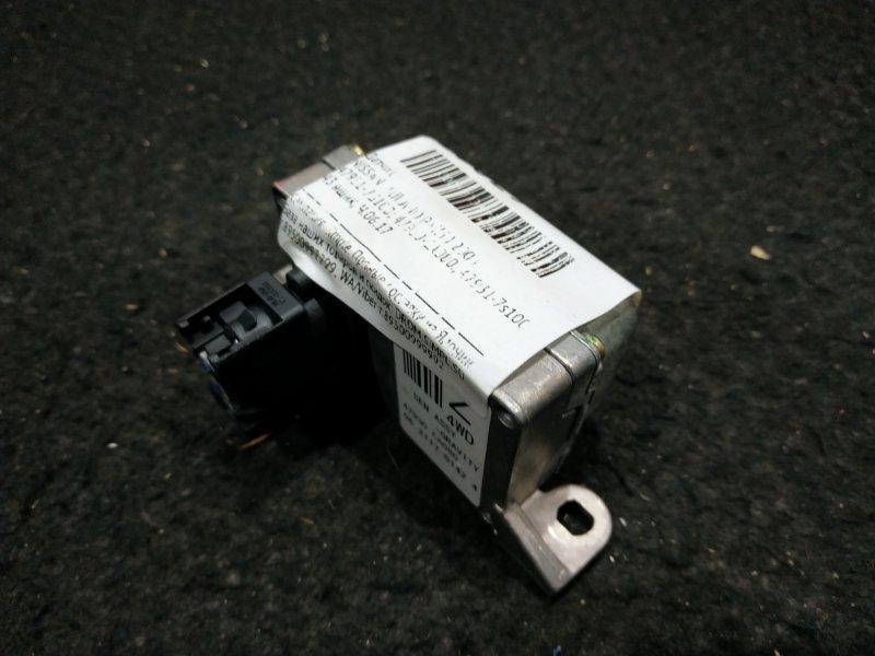 Датчик Nissan Murano PNZ50 2004 47931-7S100 43 ящик, Ч.06.17 (б/у)