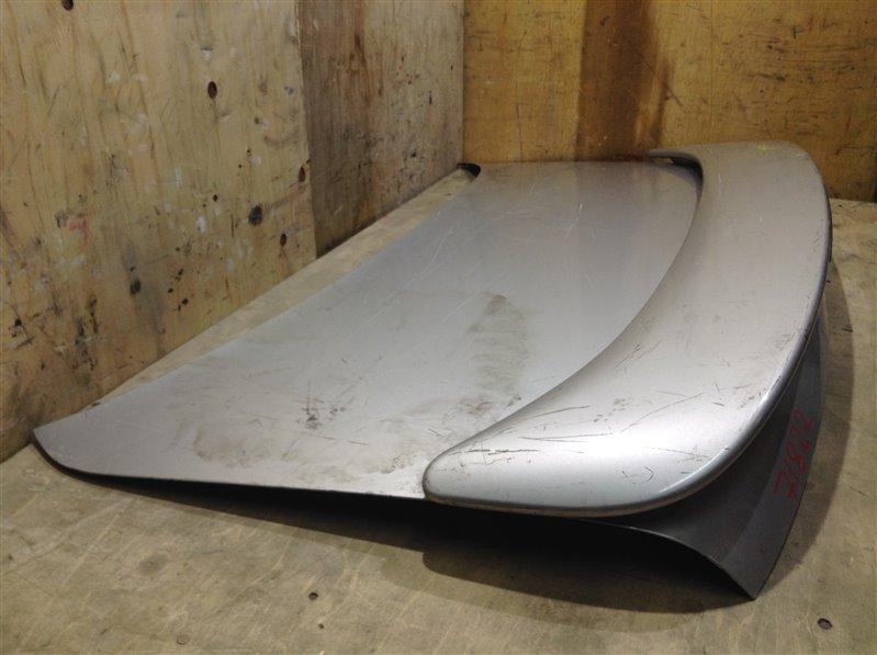 Крышка багажника Toyota Corolla Levin AE100 71822 (+21.05.20) Без обшивки. Небольшие вмятины (см. (б/у)