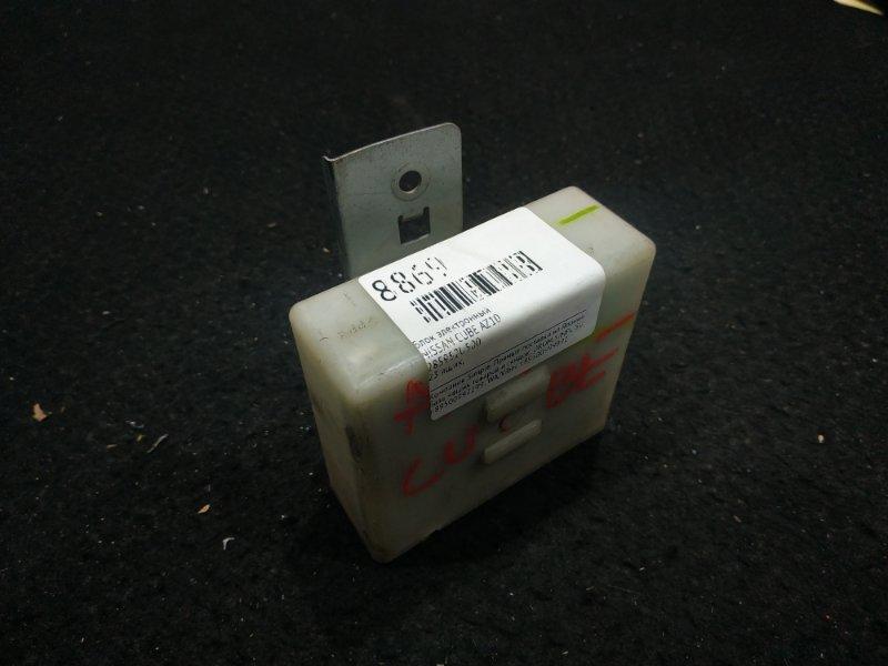 Блок электронный Nissan Cube AZ10 23 ящик, (б/у)