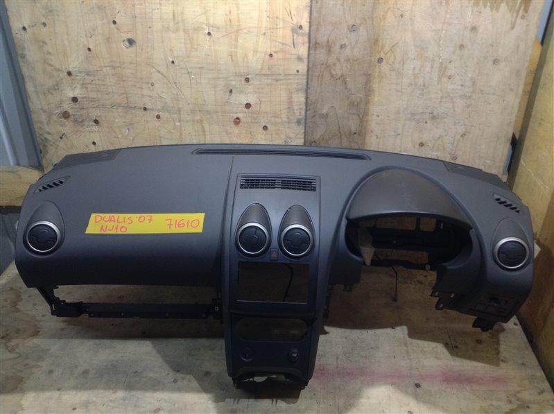 Торпедо Nissan Dualis KNJ10 MR20DE 2007 71610 (+19.05.20) (б/у)