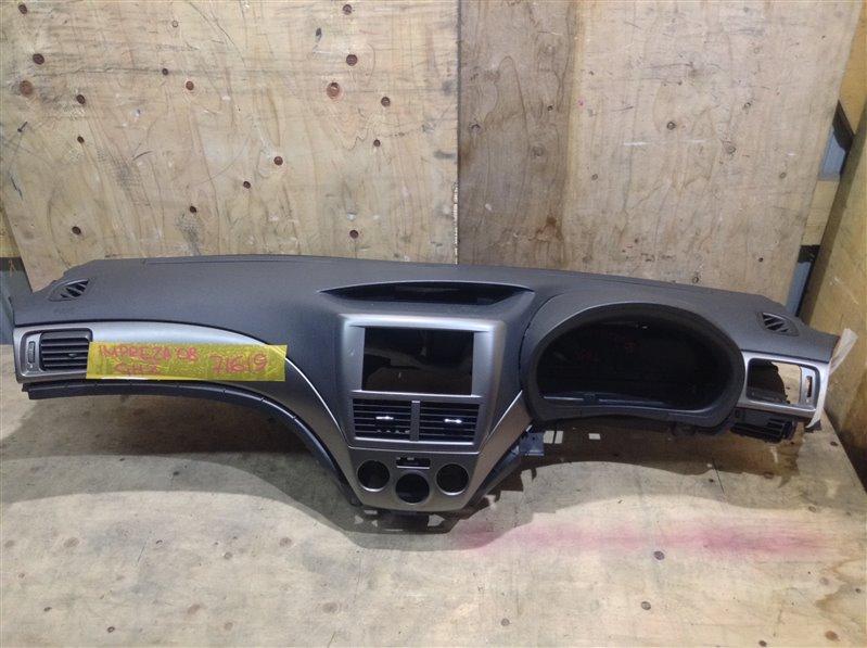 Торпедо Subaru Impreza GH2 EL15 2008 71619 (+19.05.20) Правый руль, без заряда. (б/у)