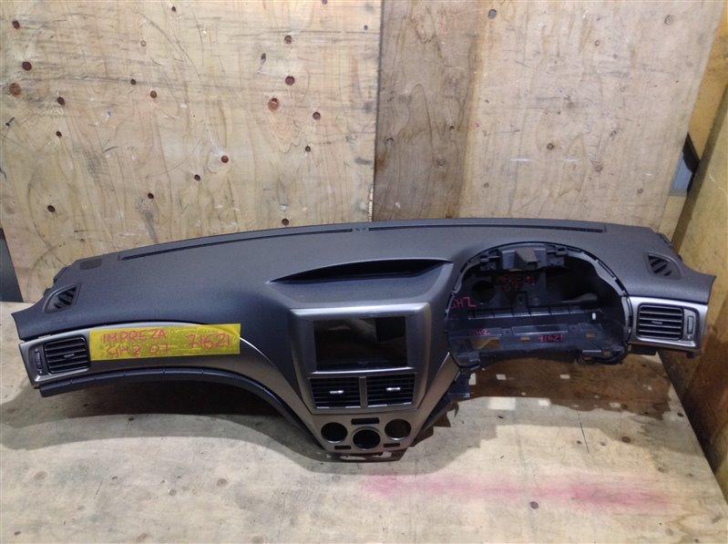 Торпедо Subaru Impreza GH2 EL15 2007 71621 (+19.05.20) Правый руль, без заряда. (б/у)