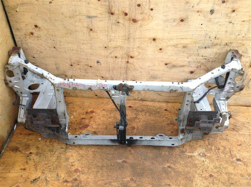 Рамка радиатора Mazda Premacy CP8W 73039 (б/у)