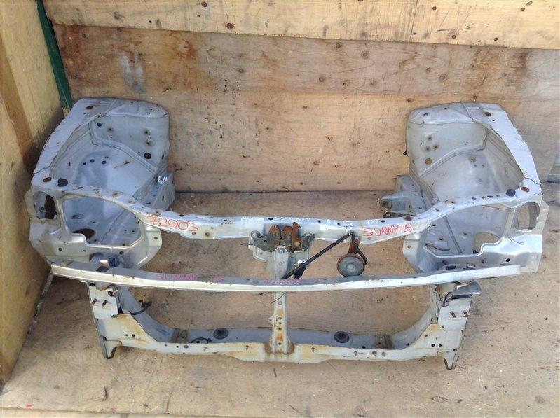 Рамка радиатора Nissan Sunny FB15 2000 72903 (б/у)