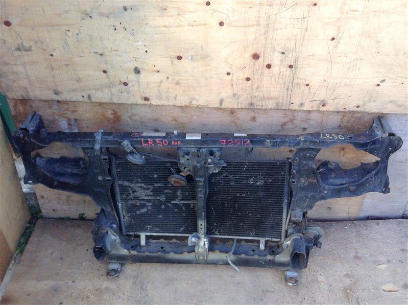 Радиатор кондиционера Nissan Terrano LR50 VG33E 1999 72912 Телевизор продается отдельно. (б/у)