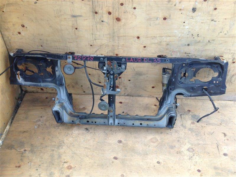 Рамка радиатора Nissan Laurel HC35 72978 (б/у)