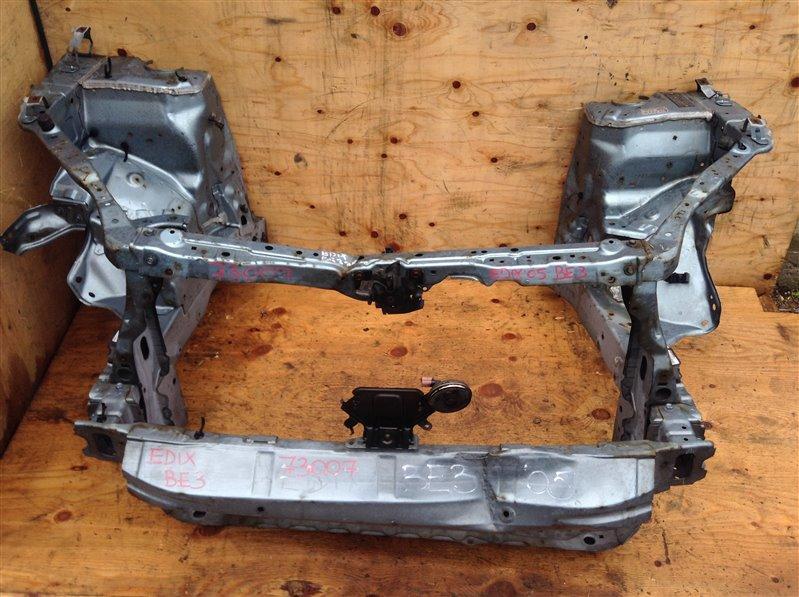 Рамка радиатора Honda Edix BE1 2005 73007 Помят усилитель (см. фото). (б/у)