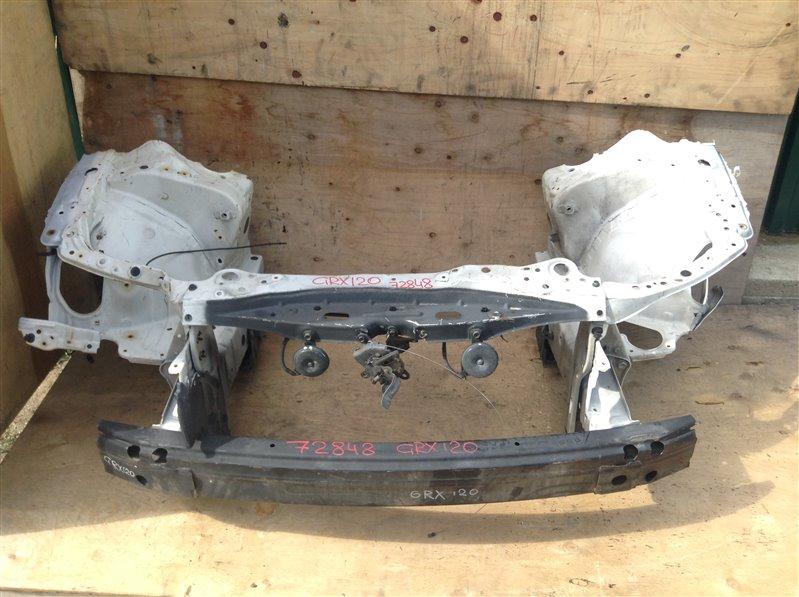 Рамка радиатора Toyota Mark X GRX120 72848 (б/у)