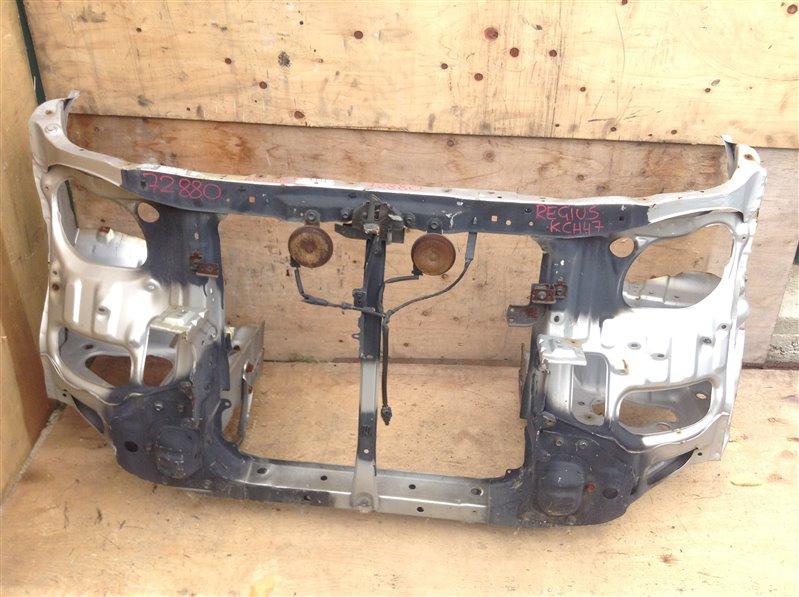 Рамка радиатора Toyota Hiace Regius RCH41W 72880 (б/у)