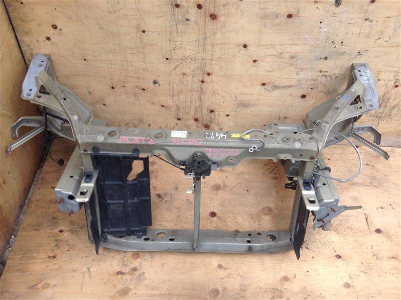 Рамка радиатора Toyota Platz NCP12 72929 (б/у)