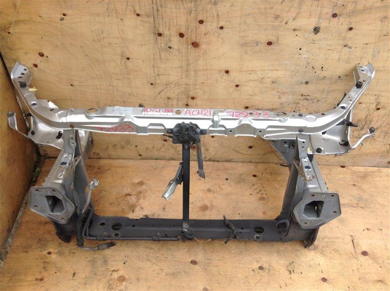 Рамка радиатора Toyota Ipsum ACM21 72933 (б/у)