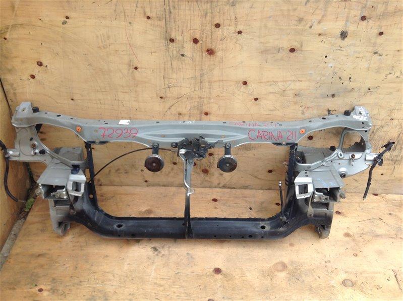 Рамка радиатора Toyota Carina AT210 72939 (б/у)