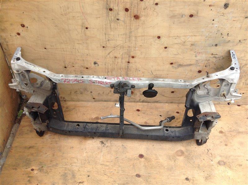 Рамка радиатора Toyota Starlet EP91 72943 (б/у)