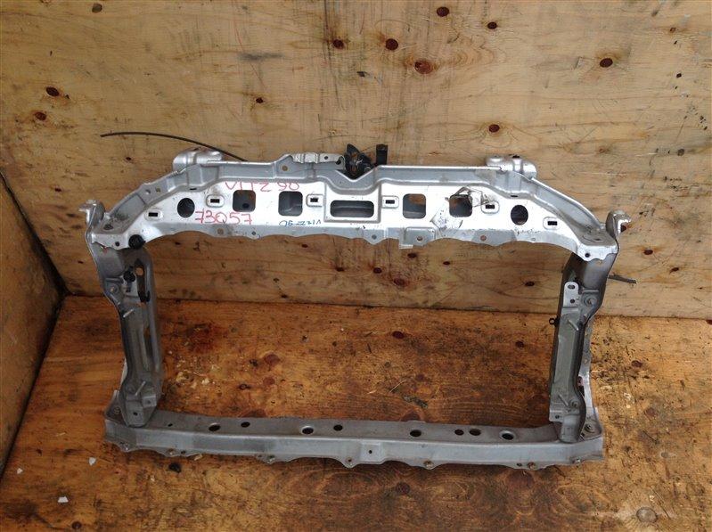 Рамка радиатора Toyota Vitz NCP95 73057 (б/у)