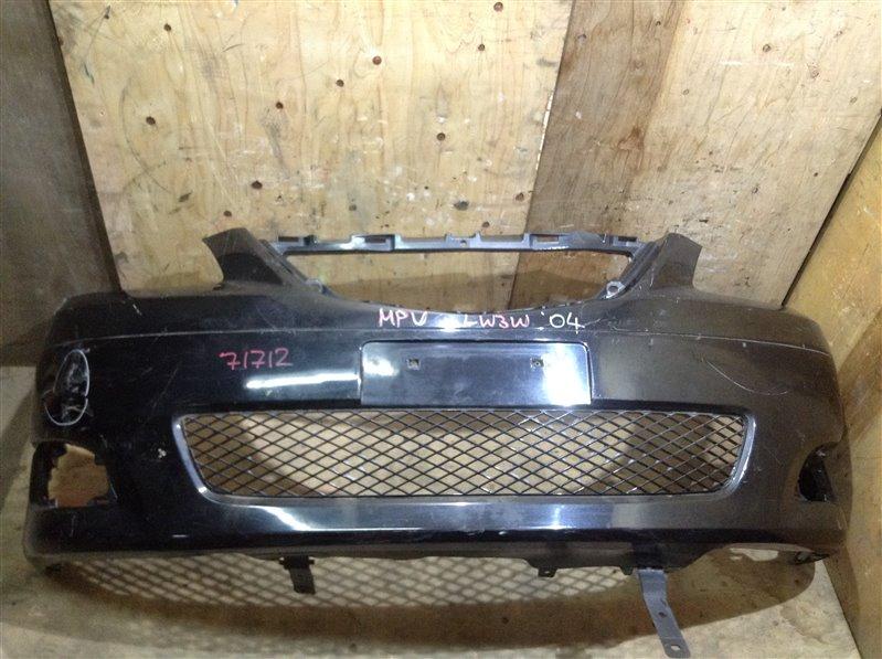 Бампер Mazda Mpv LW3W L3 2004 передний 71712 (+14.05.20) Дефект (см. фото). (б/у)
