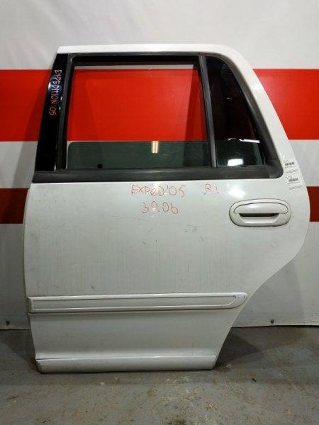 Форточка двери Ford Expedition 1FMFU18L11LB04253 2001 задняя левая В двери (б/у)