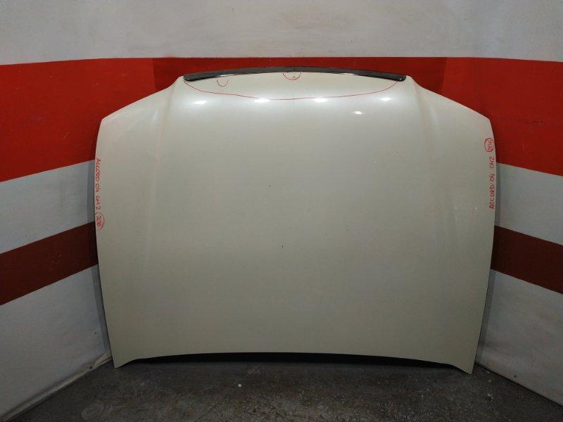 Капот Honda Accord CM2 K24A 2004 Дефект см. фото. (б/у)