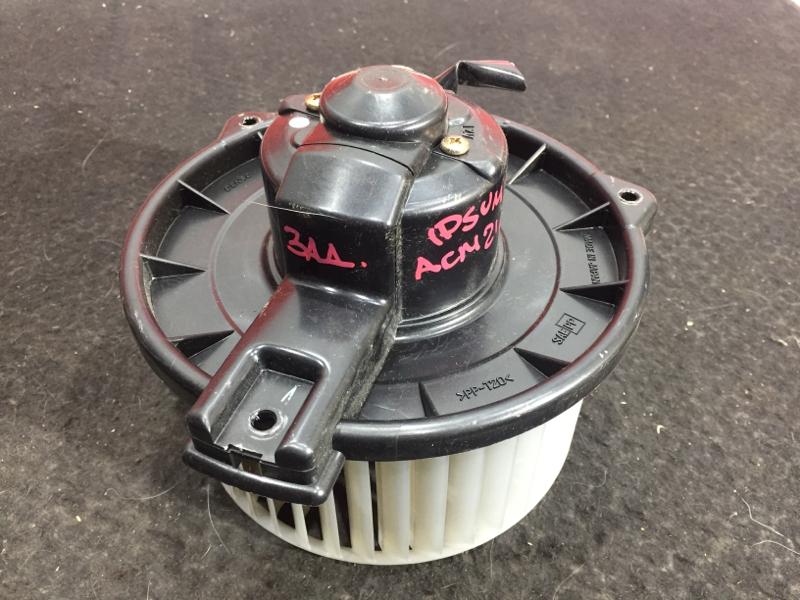Мотор печки Toyota Ipsum ACM21 2AZ 2003 задний Задний. (б/у)