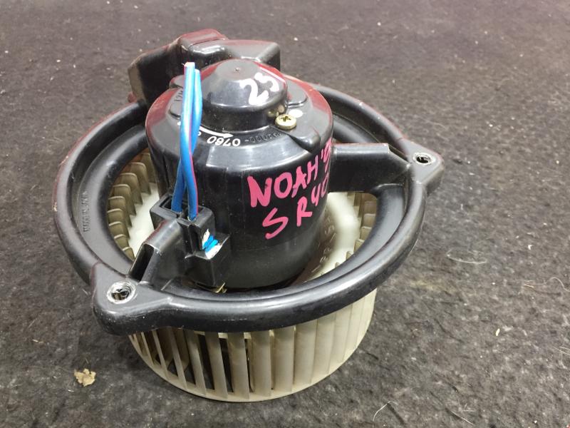 Мотор печки Toyota Lite Ace Noah KR42 3S 1997 задний Задний. (б/у)