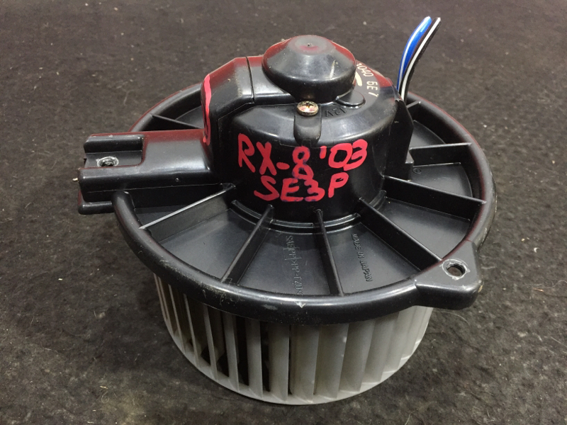 Мотор печки Mazda Rx-8 SE3P 13B 2003 (б/у)