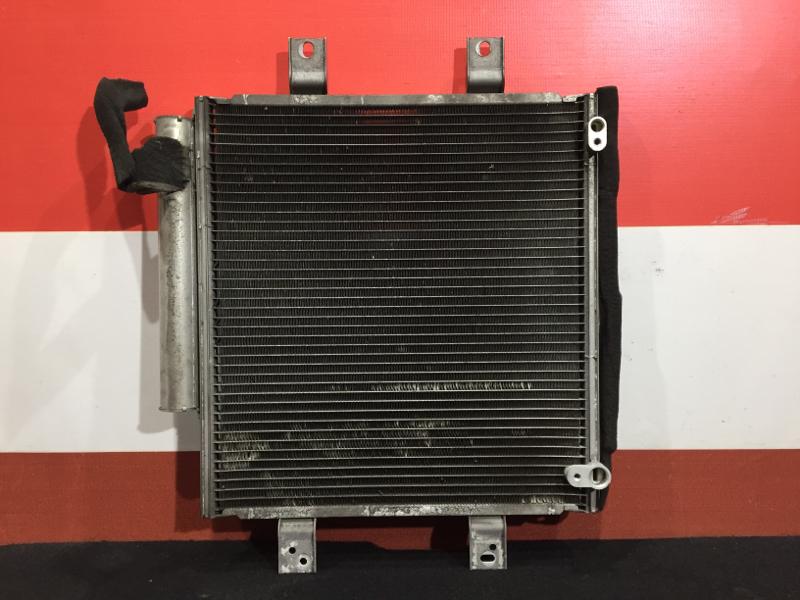 Радиатор кондиционера Toyota Passo KGC10 1KR 2005 (б/у)