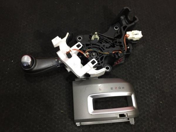 Рычаг переключения кпп Honda Stepwgn RK5 R20A 2012 В сборе с рамкой. (б/у)