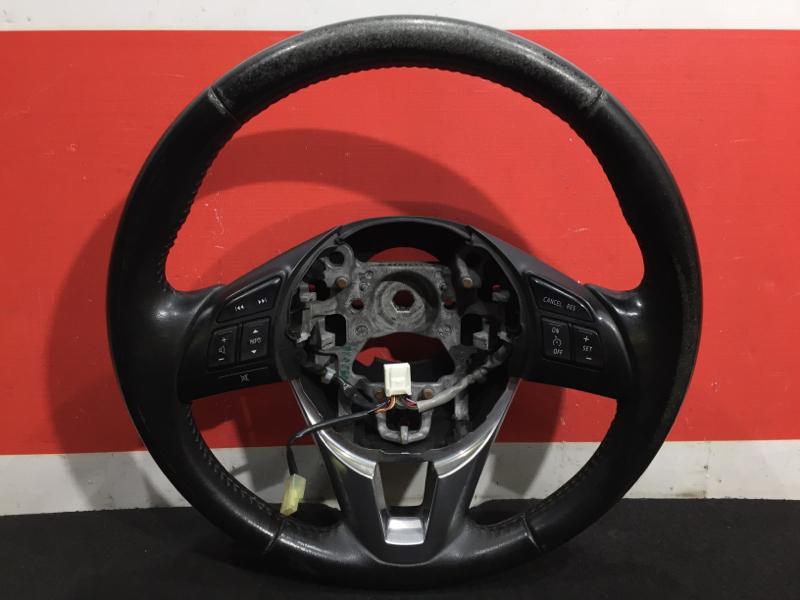 Руль Mazda Cx-5 KE2AW SH 2014 (б/у)
